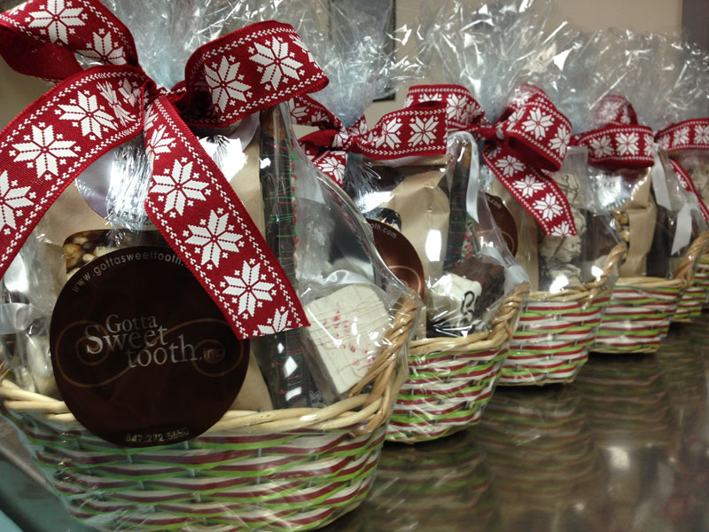 Gotta Sweet Tooth Gift Baskets