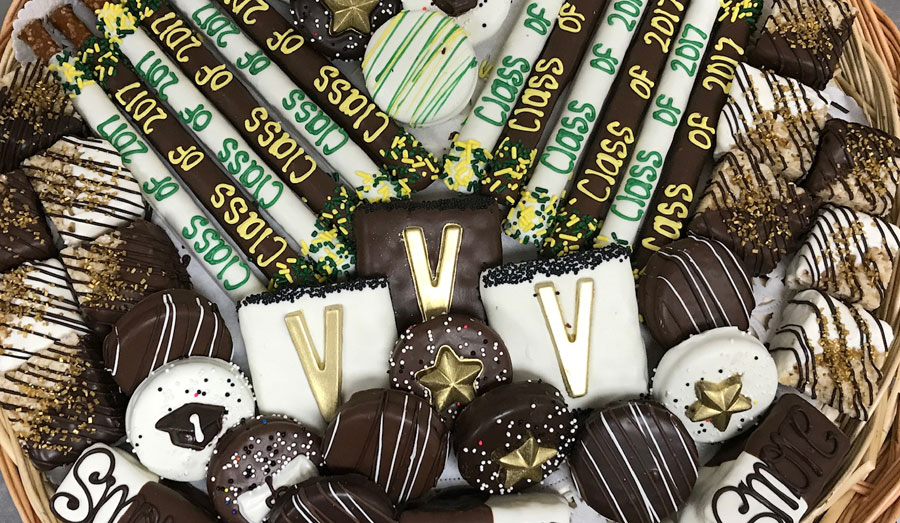 Vanderbilt Chocolate Tray by Gotta Sweet Tooth
