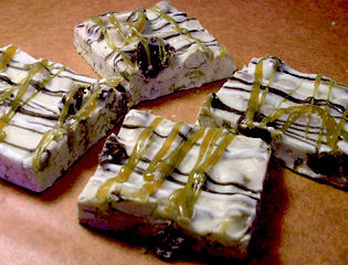 Kitchen Sink Bark