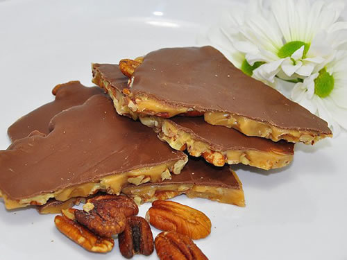 Pecan Toffee